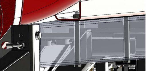 2- akselinen: jarrut kaikilla akseleilla, kitka-ohjautuva taka-akseli. Premium- ohjatussa pakko-ohjaus vakiona.